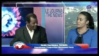 THE 6 PM NEWS EQUINOXE TV, MONDAY, MARCH 05Th 2018