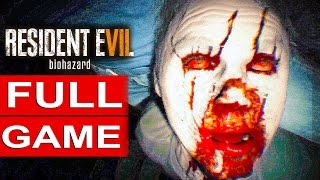 RESIDENT EVIL 7 Gameplay Walkthrough Part 1 FULL GAME [1080p HD 60FPS] - No Commentary
