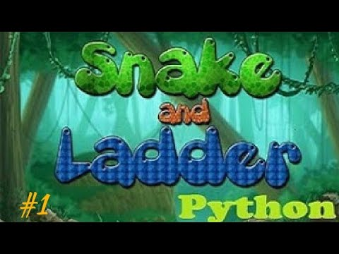 Snake And Ladder Game In Python || Develop Games