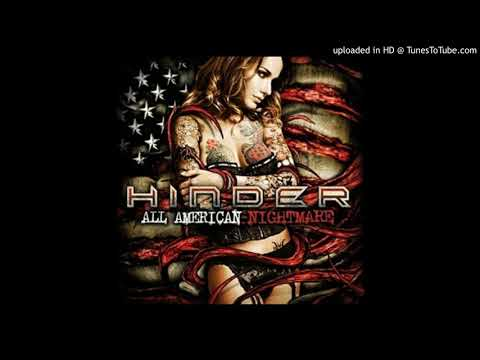 Hinder - Waking Up The Devil (All American Nightmare Full Album)