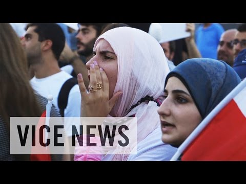 'You Stink': Rally in Beirut