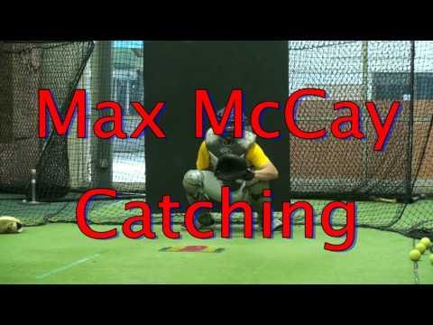 Max McCay, JUCO, Marshalltown Community College 2016 Freshman Catcher, Hometown Carlisle Iowa