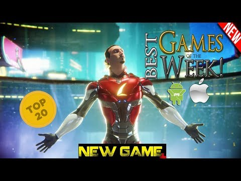 TOP 21 BEST NEW GAMES OF THE WEEK ANDROID-IOS 2017 (GHOST976HD) - 동영상