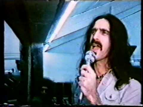 Frank Zappa  Bob Brown 1978
