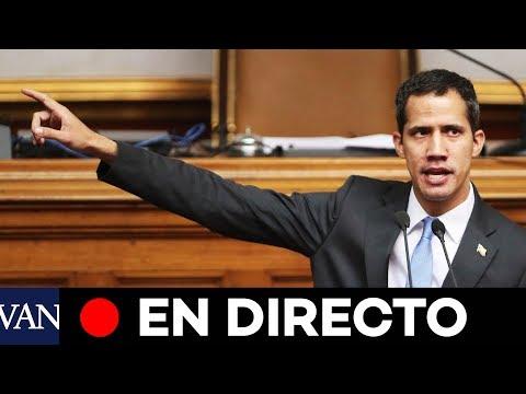 [EN DIRECTO] Asamblea Nacional de Venezuela