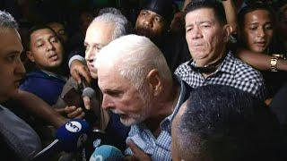 Expresidente panameño Martinelli declarado inocente en juicio por espionaje | AFP