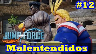 Malentendidos :V | Jump Force #12