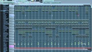 YC - Racks on Racks Instrumental Remake [Snippet] - Fl Studio 10