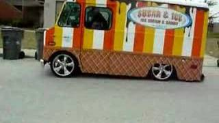 Pimped Out Ice Cream Truck