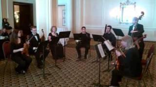 Schubert Octet: Mvt. III Scherzo- Allegro vivace