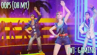 OOPS (OH MY) (Dance Central 3 Gameplay)