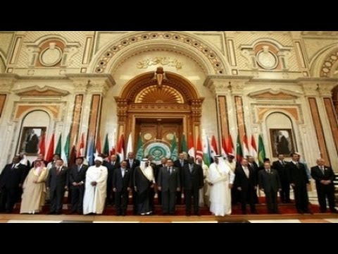 Arab League Meets in Iraq with Divisions Over Syria
