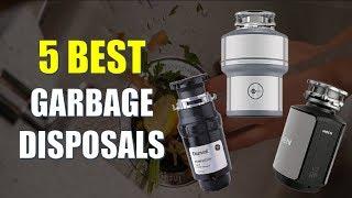 ☑️ Garbage Disposal: 5 Best Garbage Disposals In 2018   Dotmart