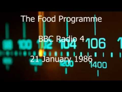 The Food Programme with Derek Cooper 21 January 1986