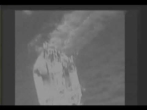 Limpet Mine Attack in the Gulf of Oman: JUNE 13, 2019