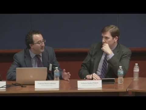 LENS Conference 2015 | Do We Need a New AUMF in the Age of Forever War?