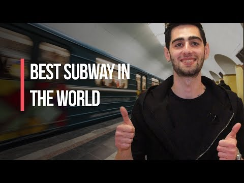 Best Metro in the World in Russia    Orestes advice   Russia tips and tricks