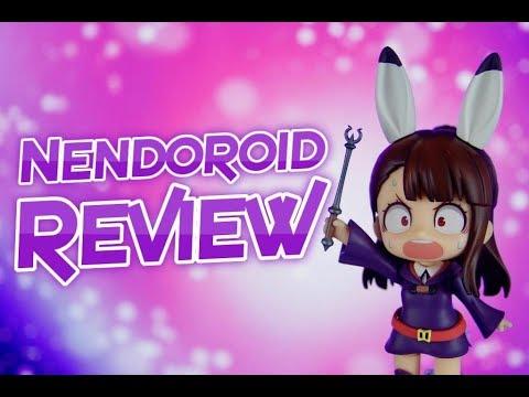 Nendoroid Atsuko Kagari Review『Little Witch Academia』