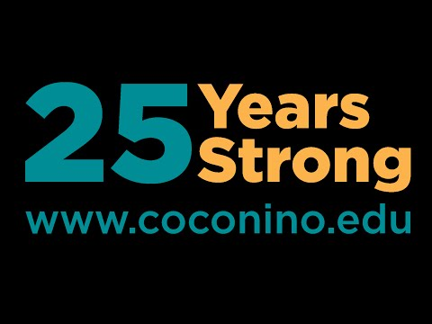 25 Years of Coconino Community College