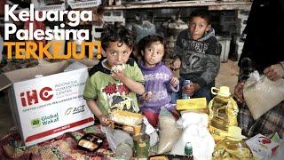 Download Video Keluarga Palestina Terkejut Membuka Paket dari Indonesia MP3 3GP MP4