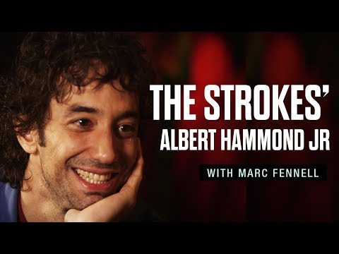 The Strokes' own Albert Hammond Jr Mp3