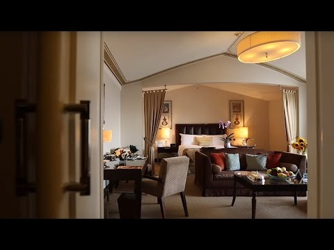 Four Seasons Istanbul at the Bosphorus - Palace Roof Suite