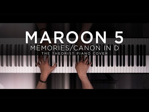 maroon-5---memories-//-canon-in-d-|-the-theorist-piano-cover