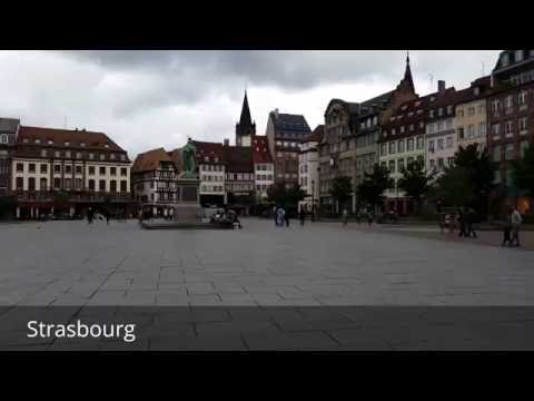 Places to see in ( Strasbourg - France )