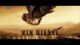 Riddick nu in de bioscoop