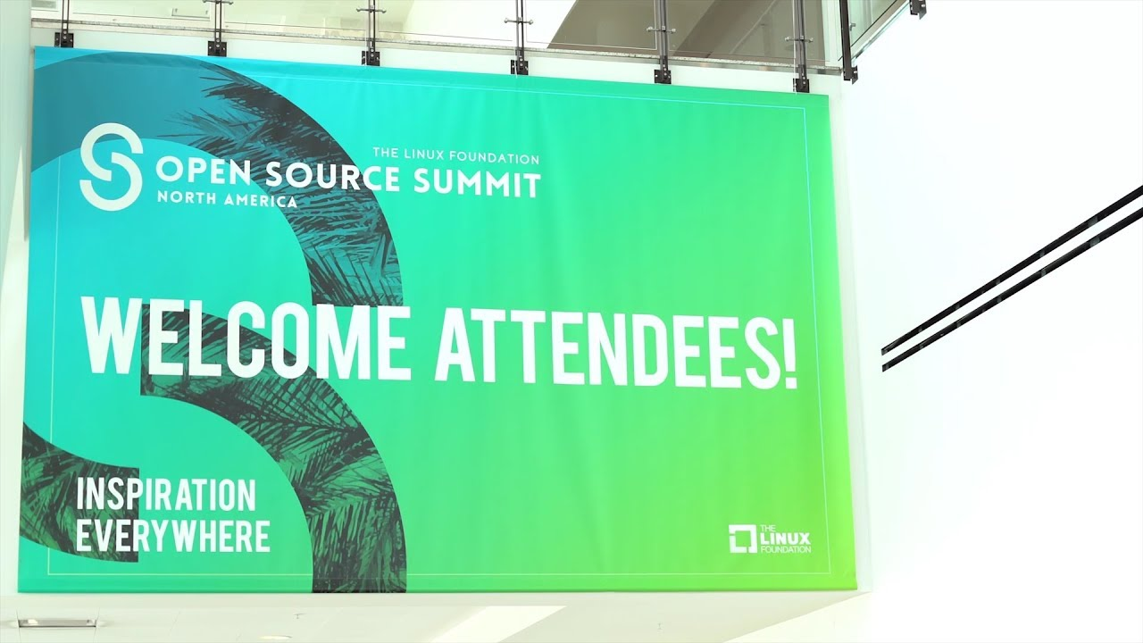 Open Source Summit North America 2019 - Linux Foundation Events