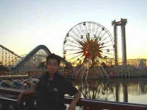 California Theme Park Adventures