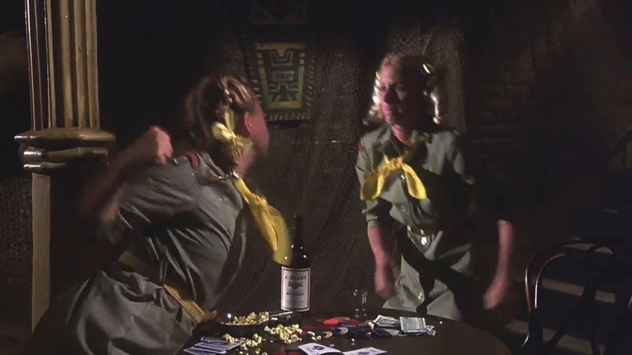 Download Airplane! (1980) Best movie fight scene ever 😉