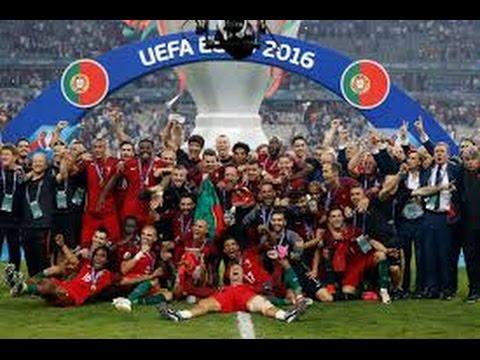 تقرير  رائع من beIN sports عن فوز البرتغال بـ يورو 2016 portugal champions of euro 2016