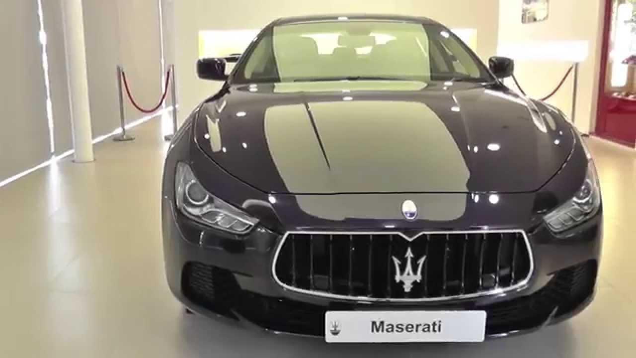 Jardine Motors Group | Maserati Ghibli D | Lancaster Maserati ...
