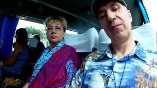 Тайланд Пхукет Глазами туристов #Первое знакомство из автобуса #LUCKY