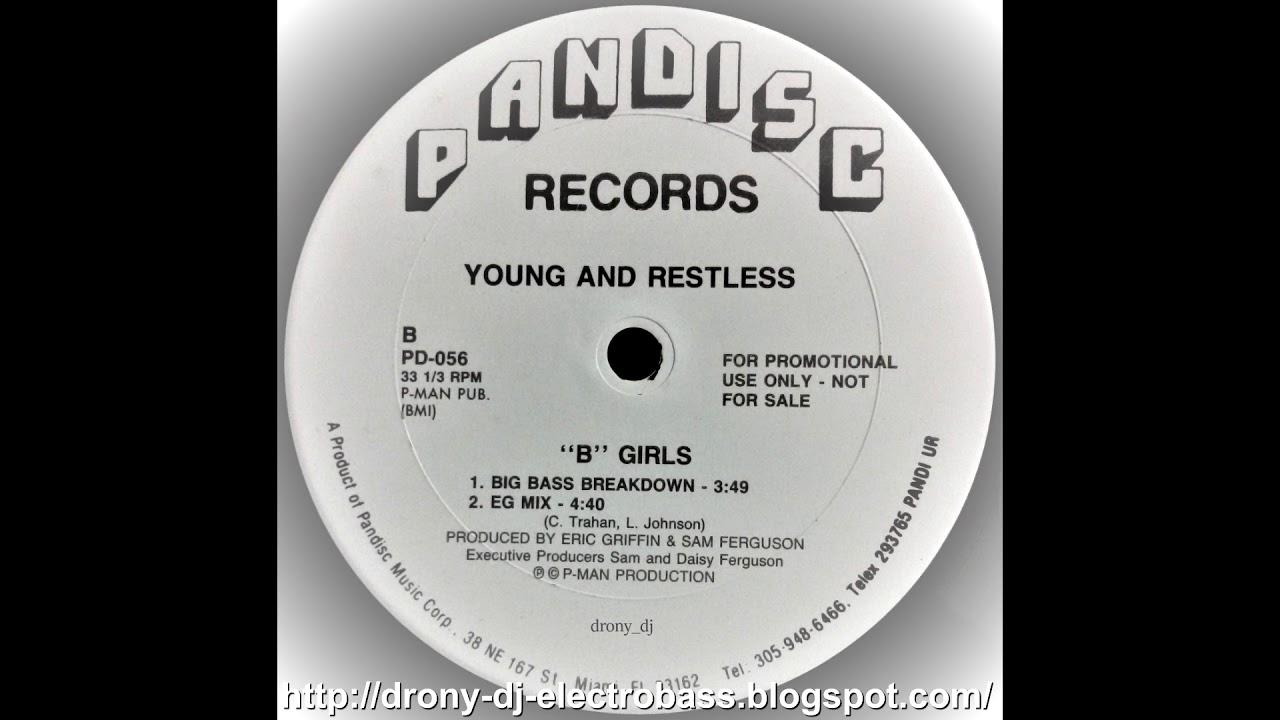 Young & Restless - 'B' Girls (EG Mix)