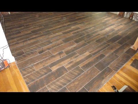 Ceramic Tile Wood Planks Tilersinauckland Co Nz