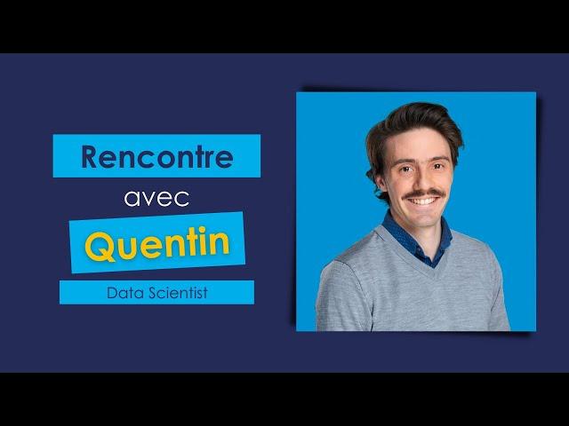 Rencontre avec Quentin, Data Scientist chez LittleBigCode