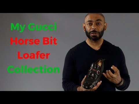 My Gucci Horse Bit Loafer Collection