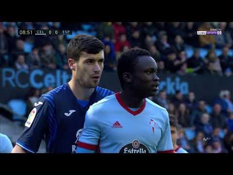 Celta vs. Espanyol (11/02/2018) LA LIGA  - HD Full Match