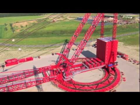 Mammoet New Generation Heavy lift Cranes