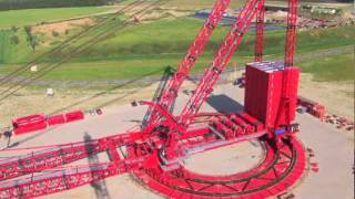 Mammoet New Generation Heavy lift Cranes
