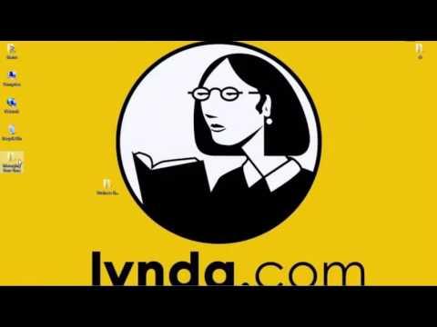 كيفة ترجمة كورسات موقع ليندا lynda.com