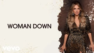 Carly Pearce - Woman Down (Lyric Video)