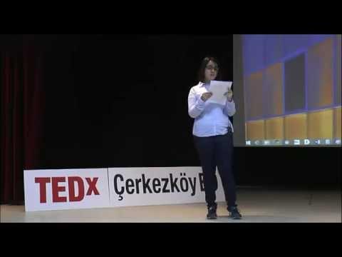 Öğrenciye İnanmak | Eda Atılgan | TEDxÇerkezköyED