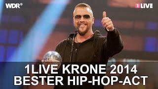 Bester Hip-Hop-Act: Kollegah | 1LIVE Krone