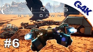 Osiris New Dawn | ABANDONED COLONY, G.A.V, HOVER BIKE & COOKING | Osiris New Dawn Gameplay | E06