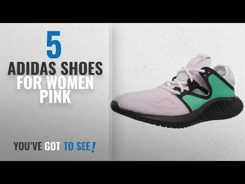 51ad381f0ca81 Top 5 Adidas Shoes For Women Pink  2018   adidas Originals Women s Lux  Clima w Running Shoe