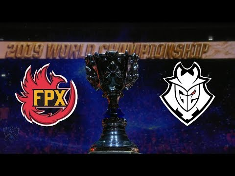 【2019全球總決賽】決賽 FPX Vs G2 #3