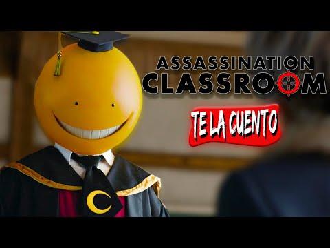 Assassination Classroom: El Pulpo que Destruyo la Luna